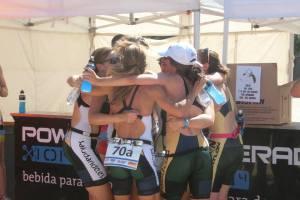 TRi por equipos feminas